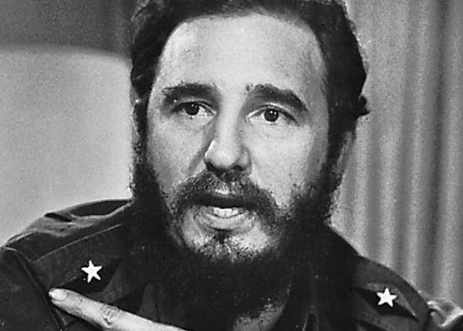 Disparition de Fidel Castro en 2016