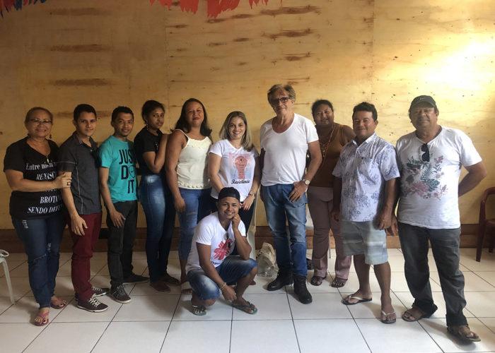 Amazonie, l'humanité en danger
